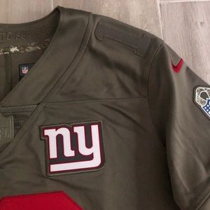 NFL Tops - NIKE NY Giants Manning Salute to Service Large NWT 471282a87